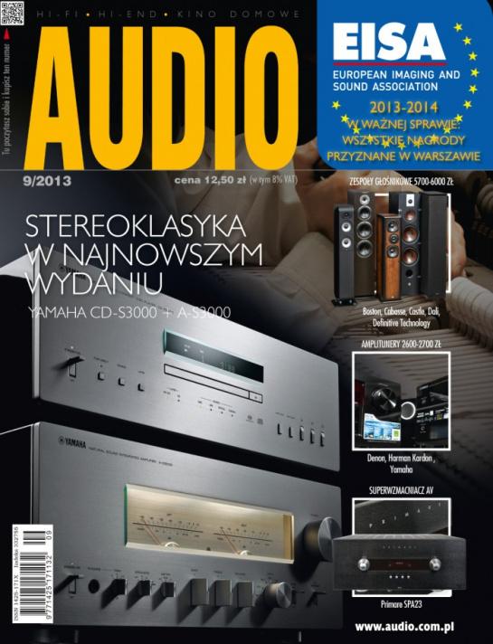 Magazyn Audio 09/2013