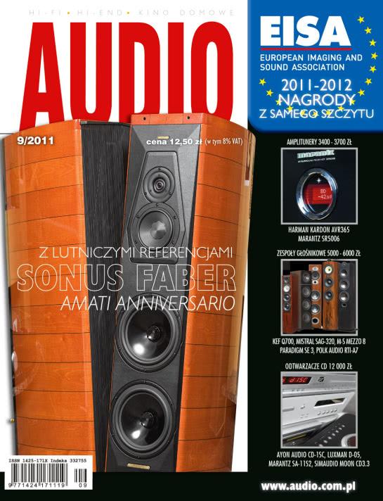 Magazyn Audio 09/2011