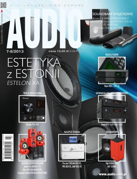 Magazyn Audio 07-08/2013
