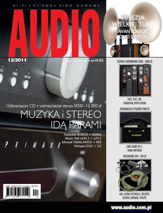 Magazyn Audio 12/2011