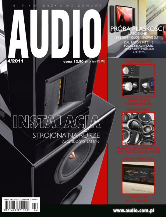 Magazyn Audio 04/2011