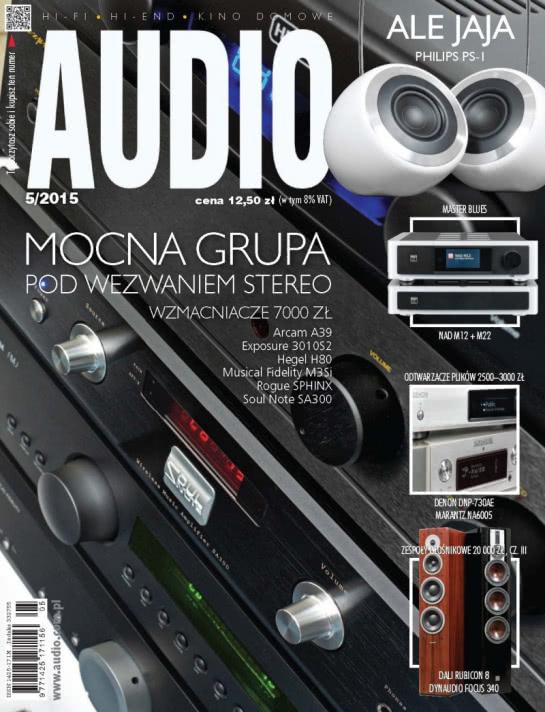 Magazyn Audio 05/2015