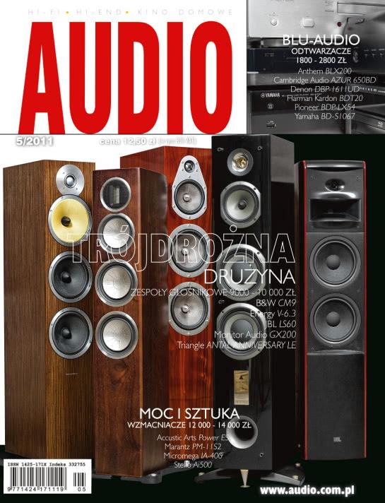 Magazyn Audio 05/2011