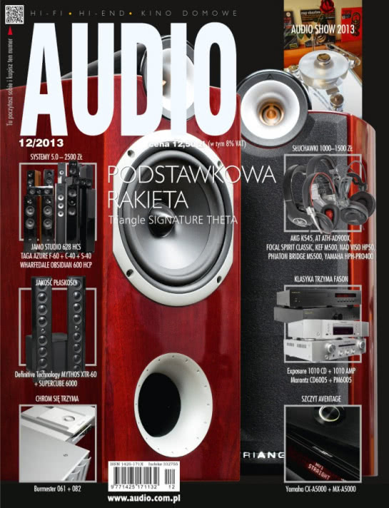 Magazyn Audio 12/2013