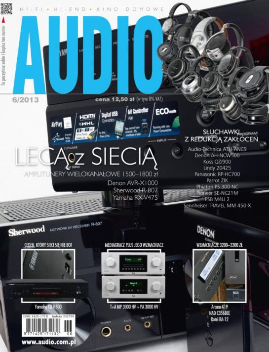 Magazyn Audio 06/2013