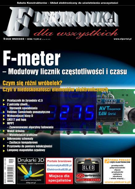 Elektronika dla Wszystkich 9/2020