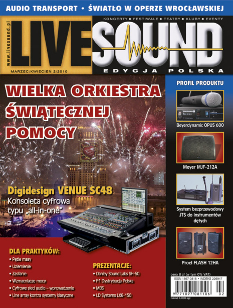 Live Sound & Installation