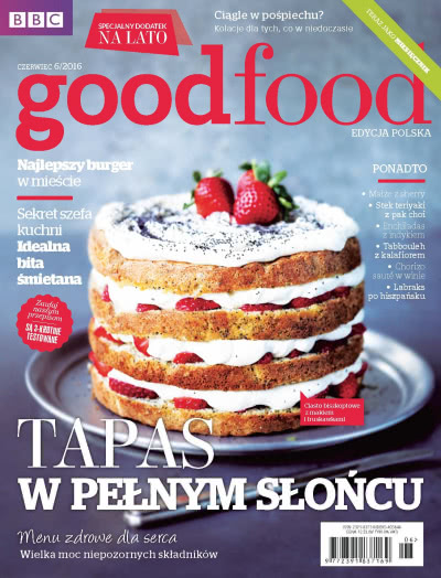 Good Food Edycja Polska Magazyn Prenumerata Archiwalne