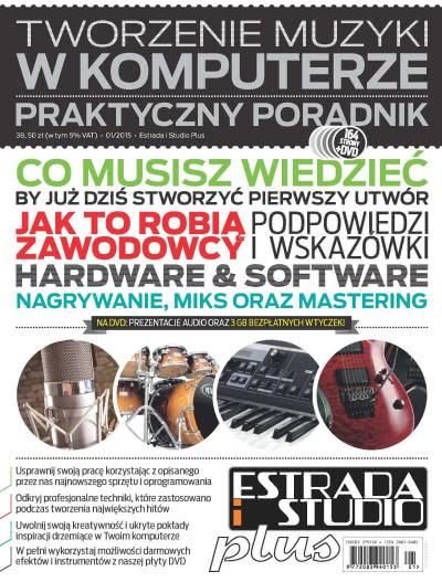Estrada I Studio Plus - kwartalnik - prenumerata półroczna już od 38,50 zł