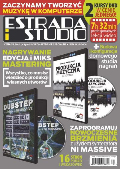 Estrada I Studio Z Cd-Rom - miesięcznik - prenumerata kwartalna już od 16,50 zł