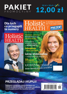 Pakiet Holistic Health - 1/2019